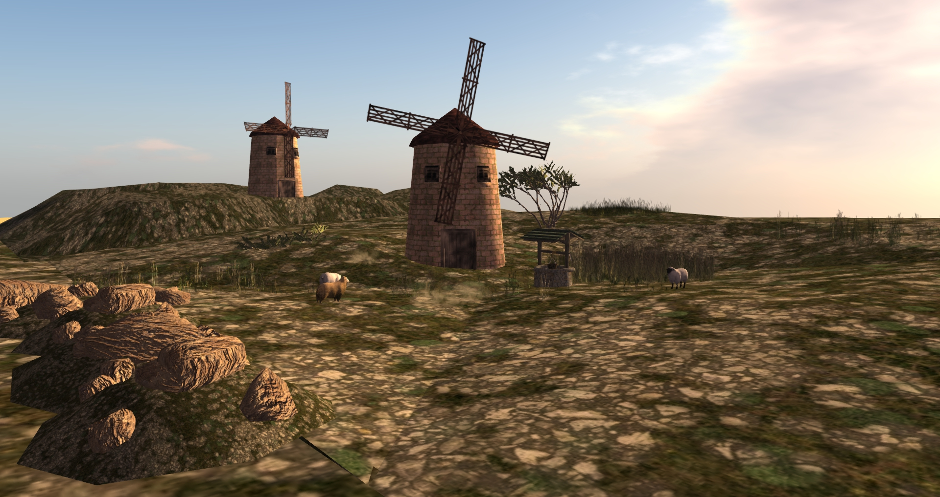 Chasing Windmills2